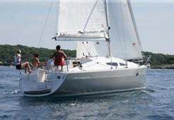 Sailing BoatElan 344 Impression