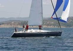 Sailing BoatElan 37