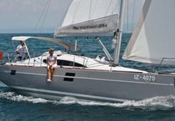Sailing BoatElan 394 Impression