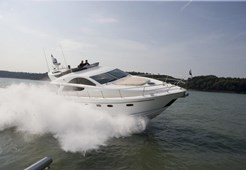 Jacht motorow Fairline Phantom 48 na sprzedaz