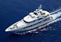 Luxury yachtFeadship 127