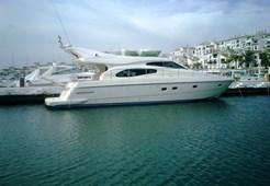 Jacht motorowFerretti 480 na sprzedaz