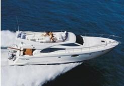 Motorni brodFerretti 591 na prodaju