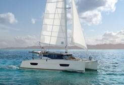 CatamaranFountaine Pajot 40