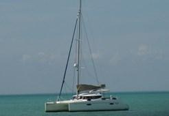 CatamaranFountaine Pajot Lavezzi 40