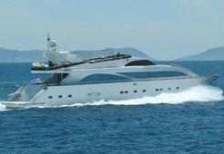 Luxury yachtGiant 99