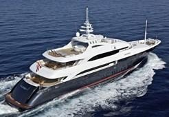 Luxury yachtGolden Yachts 173