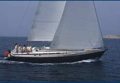 Sailing BoatGrand Soleil 43