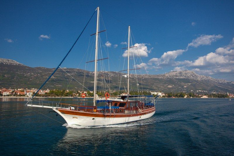 Gulet Andi Gulets For Charter In Croatia