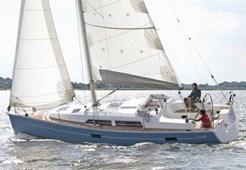 Sailing BoatHanse 350