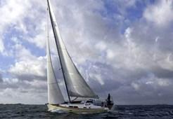 Sailing BoatHanse 430