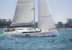Sailing BoatHanse 495