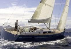 Sailing BoatHanse 540