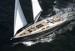 Sailing BoatHanse 575 - 4 cabins
