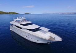 Luxury yachtHorizon 90