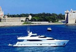 Luxury yachtHorizon 97