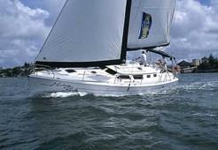 Sailing BoatHunter 44 DS