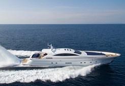 Luxury yachtItalcraft 105
