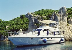 Motor Yacht Italcraft 45 Fly for sale