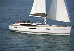 Sailing BoatJeanneau 53