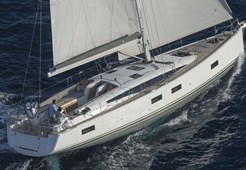 Sailing BoatJeanneau 54