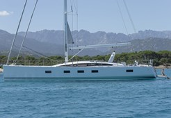 Sailing BoatJeanneau 64 - 4 cabins