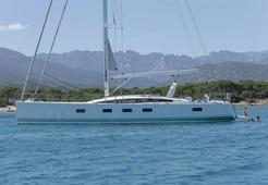 Sailing BoatJeanneau 64