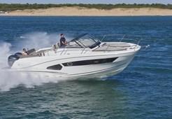 Motor YachtJeanneau Cap Camarat 10.5 WA