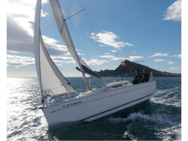 jeanneau sun fast 26 sailing boats for charter in croatia. Black Bedroom Furniture Sets. Home Design Ideas