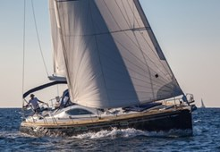 Sailing Boat Jeanneau Sun Odyssey 54DS - owner