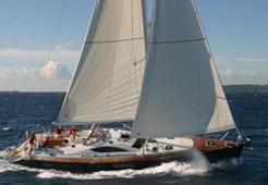 Sailing BoatJeanneau Sun Odyssey 54DS
