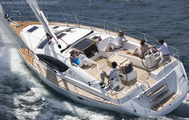 jeanneau sun odyssey 54ds segelboote und segelyachten f r charter in kroatien. Black Bedroom Furniture Sets. Home Design Ideas