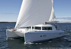 CatamaranLagoon 420