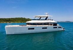 Luxury yachtLagoon 630