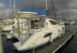 CatamaranLeopard 38