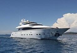 Luxury yachtMaiora 29