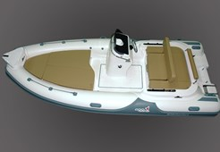 Rib boat MV 570 for sale
