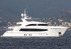 Luxury yachtOceanfast 157