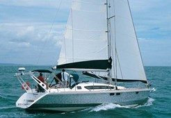 Sailing BoatOvni 395
