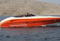 Jacht motorowPerformance 1407 na sprzedaz