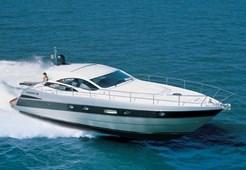 Jacht motorowPershing 50 na sprzedaz