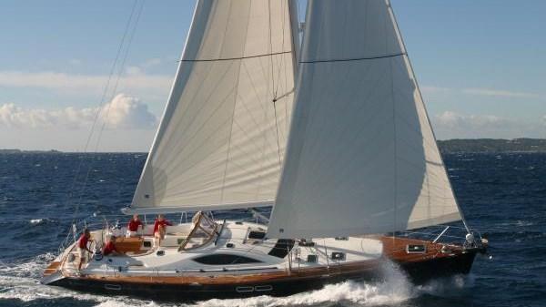 sail Jeanneau Sun Odyssey 54DS
