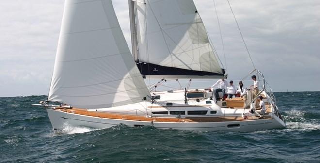 sail Jeanneau Sun Odyssey 42i