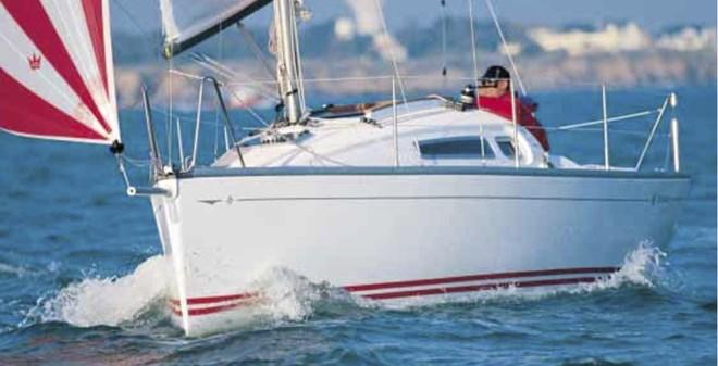 sail Jeanneau Sun Fast 26
