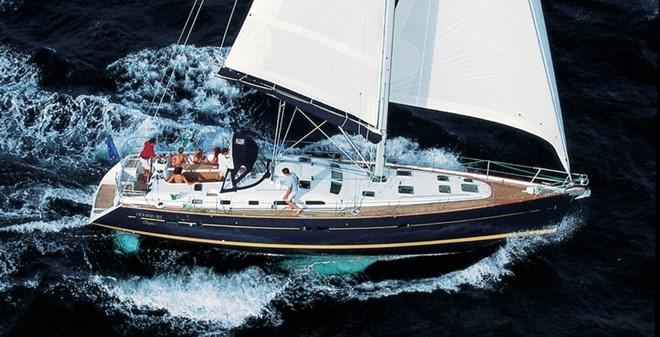 sail Beneteau Oceanis 523