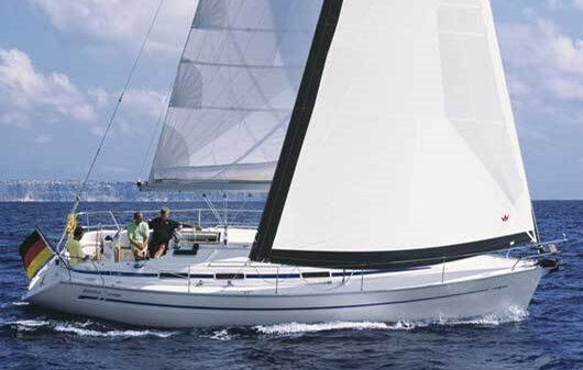 sail Bavaria 38 cruiser