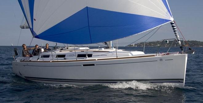 sail Dufour 325