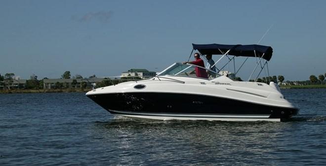 motor Sea Ray 245