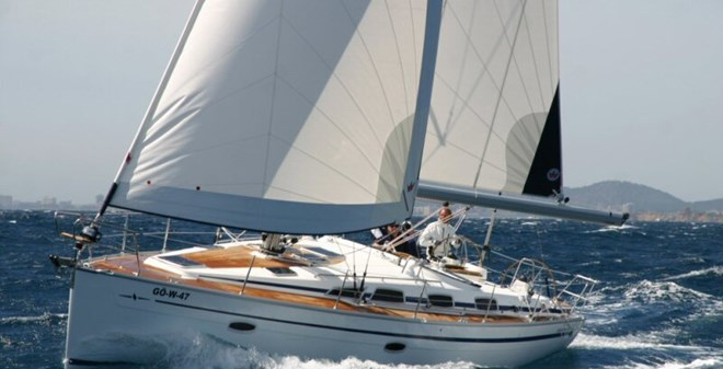 sail Bavaria 40 Cruiser