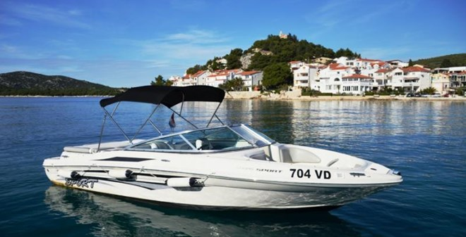 motor Sea Ray 205 Sport